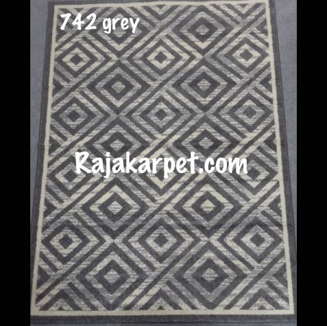 Karpet Permadani TWIST 11 742_grey