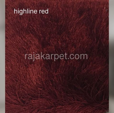 Karpet Bulu Highline 20 highline_red