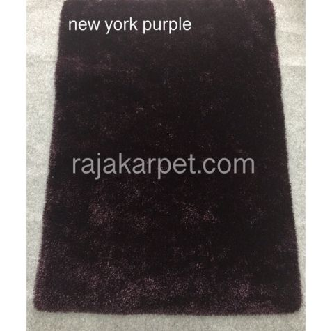 Karpet Bulu New York 3 new_york_purple
